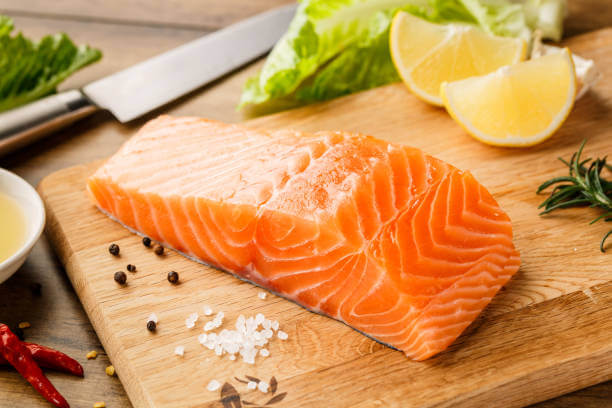 Basic As Hell Salmon Recipe