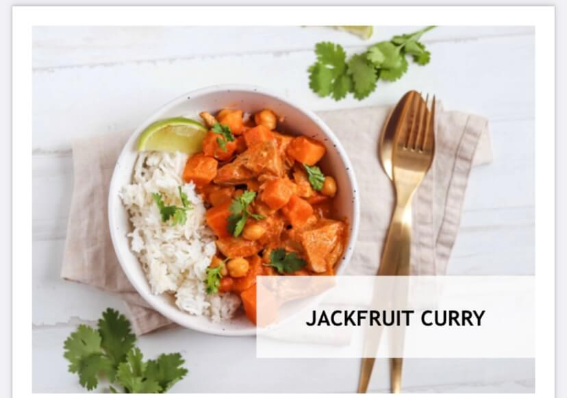 You Don't Know Jack about Jackfruit Curry
