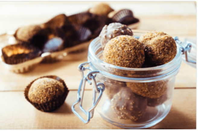 Energy-Packed Snack Balls